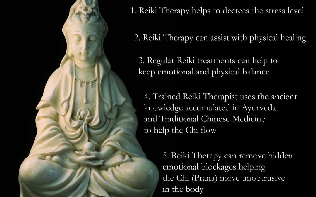 Reiki healing: 5 things your doctor never tells you