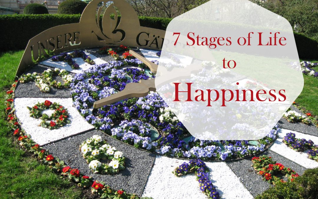 Medical Reiki helps through the 7 stages of life