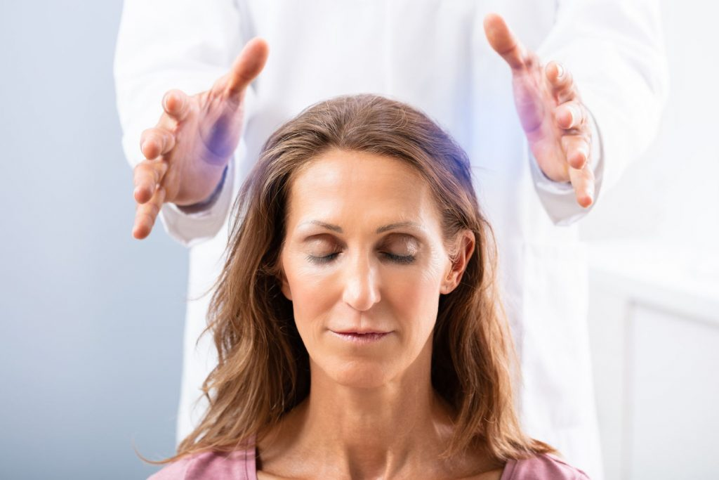 reiki treatments cary